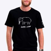 Elephant men shirt Kipepeo DharmaDoo