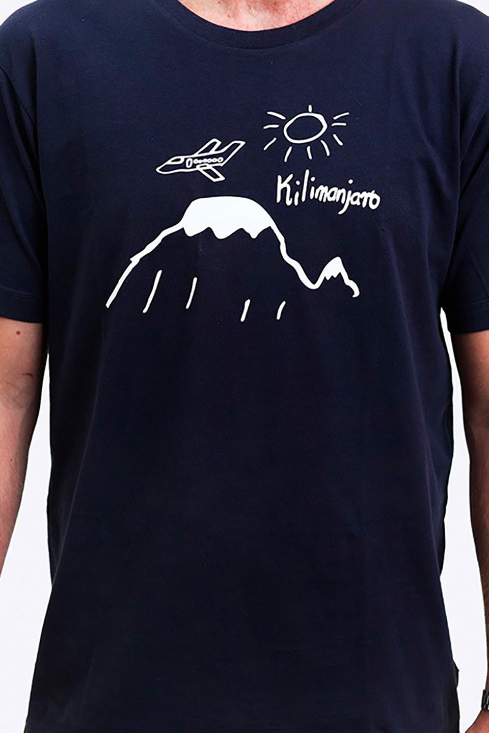 Fair trade Shirt Stuttgart Bio Made in Tanzania Kilimanjaro 2