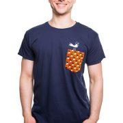 Fair_Trade_Shirt_Kipepeo_Clothing_Taschentierchen_Vogel_navy_Tanzania (1)