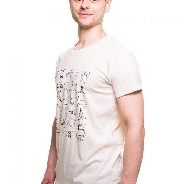 Fair_Trade_Shirt_Kipepeo_Clothing_Wanyama_Men_natur_Tanzania (3)