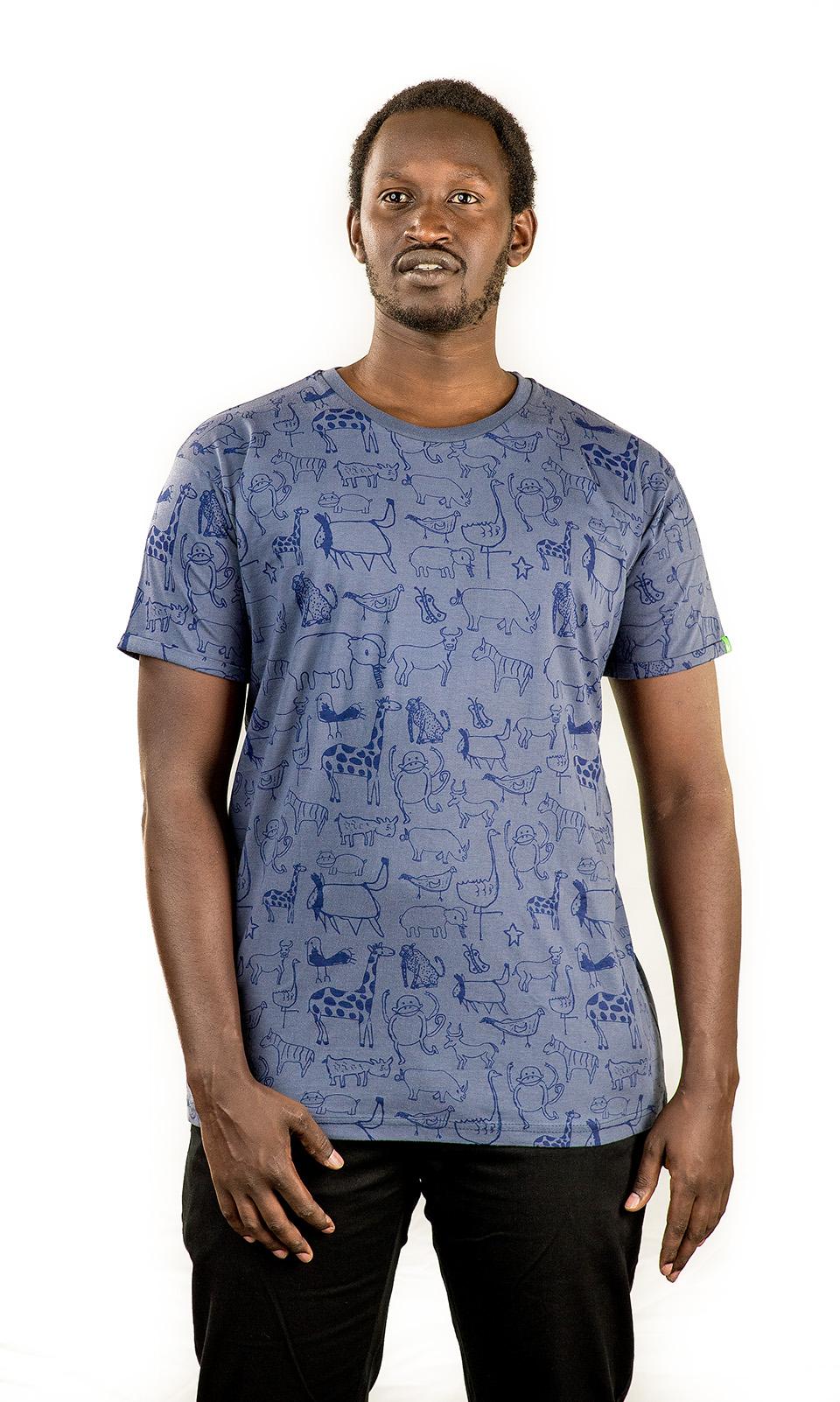 Kipepeo_Fair_Trade_Shirt_Nairobi_Männer_Charcoal_Made_in_Kenya (5)