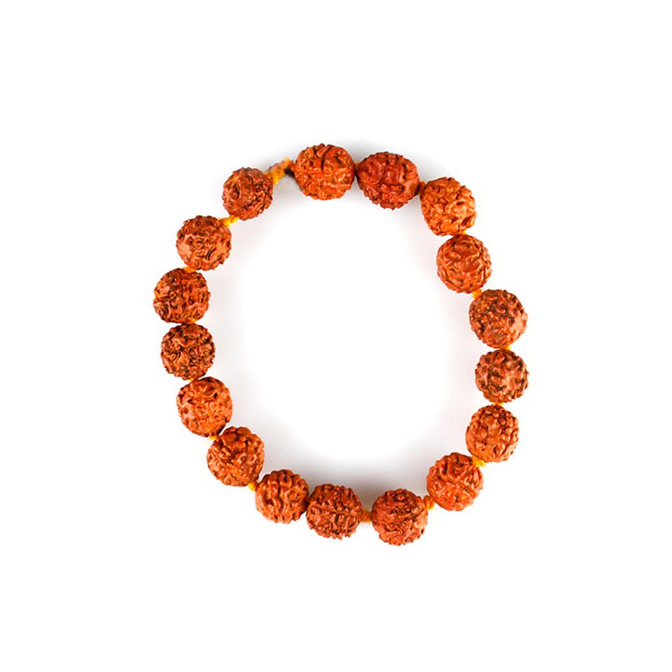 Mala Rudraksha bracelet