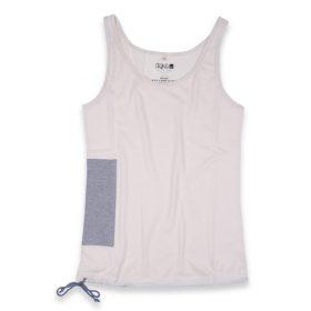 Toper | Patcher | ecru  - Degree Clothing