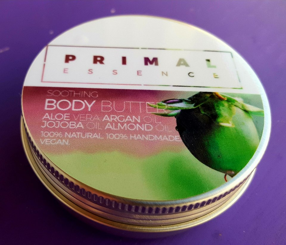 Soothing Body Butter Primal Essence