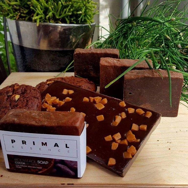 cocoa brownies primal essence